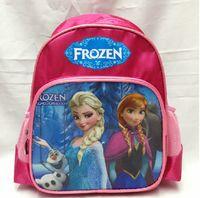 2014 New Frozen Kids Student Schoolbag Child Boy Girl Cartoo...