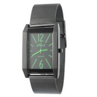Cheap Cool Style Quartz Unisex Men Women Metal Band Wrist Watch