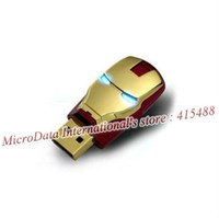 Wholesale USB Flash Drive GB Pen Drive Pendrive Flash Drive Card Memory Stick Drives GB GB GB MicroData Fashion Avengers Iron Man