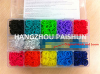 Fashion Bracelets Yes Wholesale-MN-2014 Hot selling candy colors loom kit for jewelry Bracelet !High quality bundles mixed colors chinese knot cord
