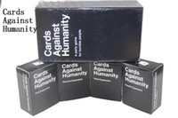 Wholesale Humanity of game SET Basic Edition expansion pack boxes