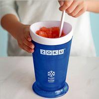 Wholesale Factory Price Zoku Shop sand ice cup smoothie cup ice cream machine self restraint slush maker shake maker