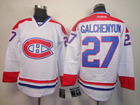 Wholesale Newest Jerseys Galchenyuk Jerseys Canadiens Premier Jerseys canadien hockey White Hockey Jerseys Sweater Jerseys Winter for Sale