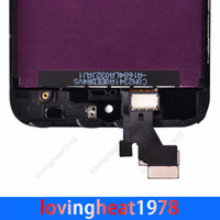 For Apple iPhone LCD Screen Panels  1 PCS free shipping B+++ quality LCD display for iPhone 5G 5g 5 LCD screen replacement with touch screen digitizer