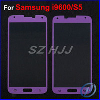 Colorful Tempered Glass for Samsung Galaxy S3 S5 Note 2 Note...