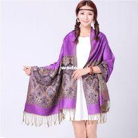 Wholesale Retail amp New Fashions Women s Pashmina Scarf Wrap Shawl scarves winter shawl Pashmina scarf