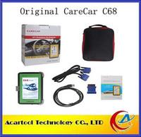 Wholesale Original CareCar C68 Retail DIY Car Diagnostic Tool Same Function as Launch X431 Diagun Update software