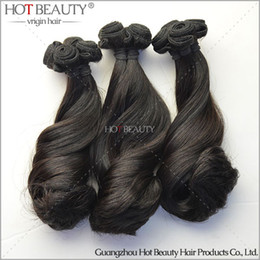 Wholesale Best Human Hair A Funmi Magical Curl Unprocessed Human Hair Collect From Young girls No shed no tangle