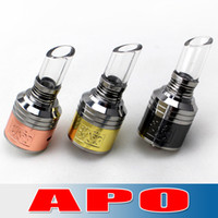 DHL free 3 colors APO Atomizer Rebuildable APO Atomizer Clon...