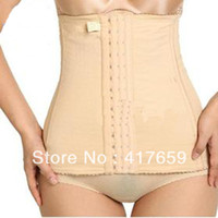 Cheap 1pcs Body Fitness Fat Cellulite Burner Tummy Slimming Band Belt Waist Cincher Shaper Free Drop Shipping