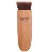 Wholesale MN Hot New arrival wool everyday minerals edm itahake multifunctional brush flat brush