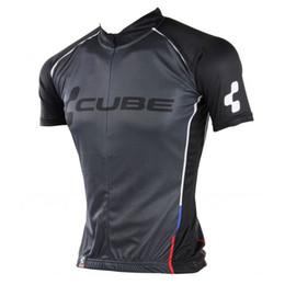 2019 cube Short Sleeve Cycling Jersey  Cycling Clothing ciclismo maillot MTB