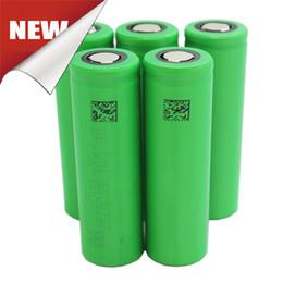 Wholesale 2017 Sony VTC5 Battery B Class Li Battery High Drain A V mah Rechargeable Battery Fit Mechanical Box Mod Fedex Shipping