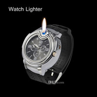 Novelty Collectible Metal Watch Collectible Cigarette Butane...
