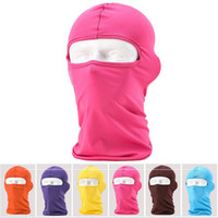 12 Colors New Lycra Dustproof Face Mask Outdoor Cycling Bike...