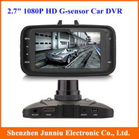 Wholesale car dvr quot M P HD TFT Screen G sensor Car Night Vision DVR Road Dash Video Camera HDMI with Retail Package
