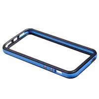оптовых silicone tpu bumper-S5Q ТПУ Мягкий силиконовый чехол кадров Бампер Cover Button кожи для Apple IPhone 5 5S AAADQE