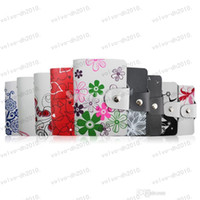 Wholesale LLFA588 genuine leather Card Holder amp Key Wallet business gift credit card name holder with gift box