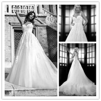 Spring 2014 Ball Gown Bridal New Collection Sweetheart Tulle...