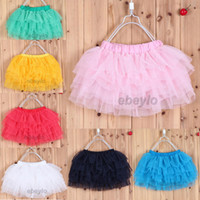 Wholesale Up Mix orderDHLto AU US UK NH CA Girls Dancing Skirt Children s Skirts girls Dresses Baby Girl Party Dress Cute baby girl Dress