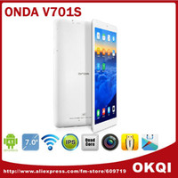 Wholesale Onda V701S Quad Core inch Allwinner A31S Android Tablet PC GB HDMI Wifi DHL
