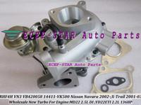Wholesale RHF4H VN3 VA420058 VK500 Turbo Turbocharger For NISSAN Navara L DI X Trail MD22 L YD22ETI L HP