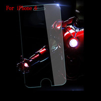 Wholesale 2014 New Tempered Glass For iPhone Screen Protector mm Explosion Proof Screen Film Guard For iPhone6 inch