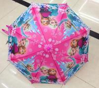 Wholesale Frozen Umbrella Frozen Princess Elsa amp Anna Children Umbrella cm Frozen Series