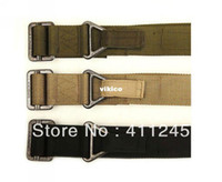 Wholesale Freeshipping pc Rescue Riggers Tactical Rappelling Downhill Canvas waistband Belt