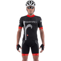 Wholesale ropa ciclismo wilier cycling jersey short sleeve and cycling bib shorts set wilier ropa ciclismo clothing black With Full zip