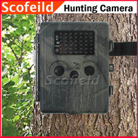 Green 10.0 - 20.0MP 2'' - 3'' 12.0 MegaPixel Hunting Camera and Infrared Digital Trail Camera HT-002LI 110467