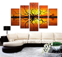 Yes oil painting gallery - Huge Gallery Quality Thick Texture Modern Oil Painting On Canvas Wall Art G062