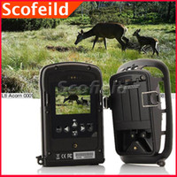 Wholesale 12 MegaPixel Passive Infra Red Digital Scouting Wildlife Hunting Trail Digital Camera DVR with Night Vision amp Motion Detector