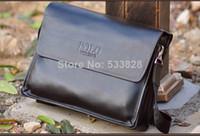 Wholesale FREE NEW ARRIVAL Fashion Men Designer Mens Bag Genuine Leather Bags Briefcase Business Shoulder Messenger Bags For Men