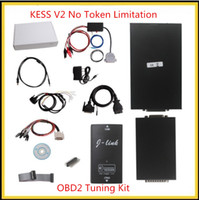 KESS V2 No Token Limitation OBD2 Tuning Kit V2. 06 with j- lin...