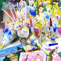 Wholesale Luxury Kids Birthday Party Decoration Set