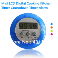 Wholesale LCD Digital timer Kitchen Countdown Timer kitchen timer mini digital timer