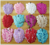 other Blending Solid wholesale 10pcs lot Nagorie Feather Pads DIY Fashion Hair Feather Accessories For Baby Headbands.