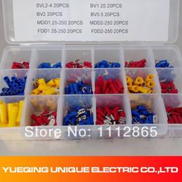Wholesale 360 Piece Insulated Lug Kit Crimper crimp terminal electrical connector