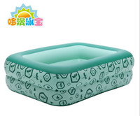 Wholesale High Quality Baby and children Inflatable Swimming Pool for adults Bathtub water baby pools circles A309