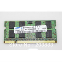 Wholesale S a m s u n g GB DDR2 MHZ SODIMM PC2 Laptop Notebook Memory RAM