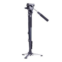 Wholesale Yunteng Camera Monopod Fluid Pan Head Unipod Holder For Canon Nikon DSLR