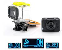 Wholesale Digital Camera DH Waterproof Sport G8900A Full HD Eyeshot Remote Control x1080p Ultra Wide Degree Lens Sport DVR M Waterproof