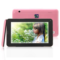 Wholesale Ship from USA Q88 Inch Android Allwinner A23 Smart Phone Phablet GSM G SIM Tablet PC Unlocked MB GB MID Dual Camera Bluetooth