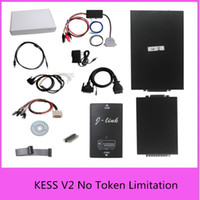 Latest Version KESS V2 No Token Limitation OBD2 Tuning Kit w...