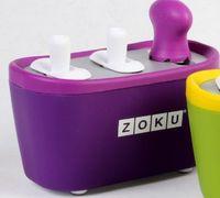 100pcs 2 color Zoku Quick Pop Maker, ZOKU Slush Shake Maker ...