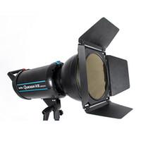 Wholesale New Black Godox BD Barn Door Honeycomb Grid Color Filter For Godox Standard Reflector E5146A