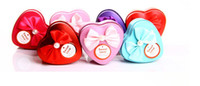 Wholesale European Style CM Heart shaped tin candy box with butterfly knot Wedding Favour Boxes Chocolate Candy Gift Box