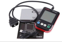 Wholesale Launch Creader VI OBD2 OBDII EOBD Code R OBD2 AUTO SCANNER LAUNCH CREADER V code reader v free hongkongpost dropshipping for year warranty