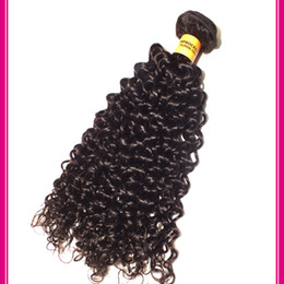 "Virgin Indian Deep Curly Hair 3 Pcs Lot Remy Human Hair Weft DHL Free Shipping 8""-28"" 6A Grade Raw Indian Hair Wholesale"